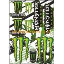 LAMINA ADHESIVOS MONSTER 1